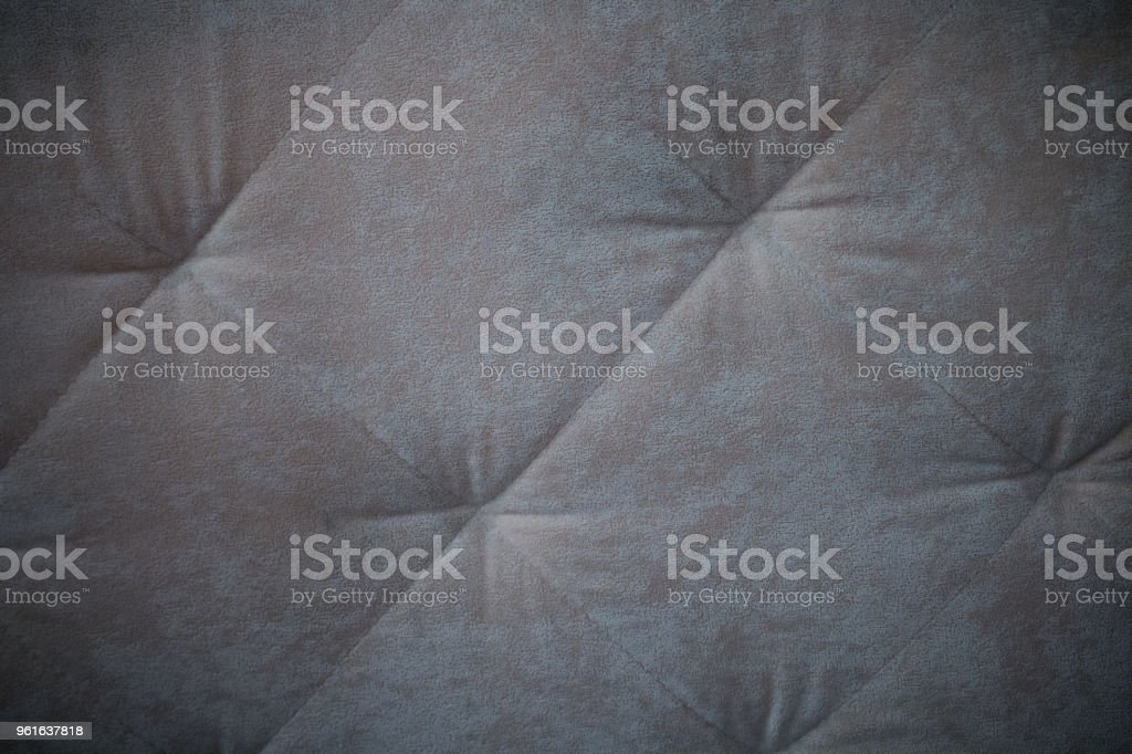 Leather Sofa Texture Seamless Background Gray Upholstery With Dents Royalty Free Stock Photo