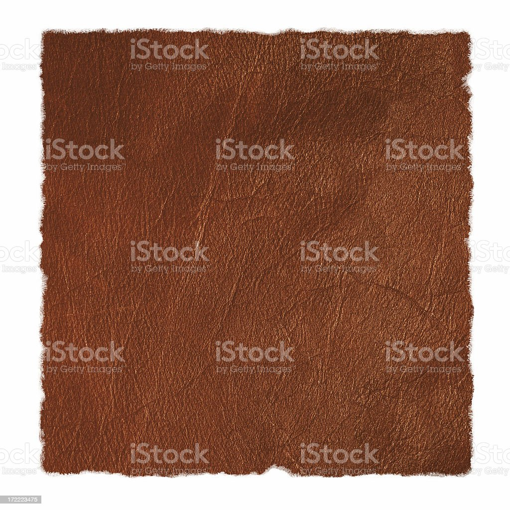 Leather Square royalty-free stock photo