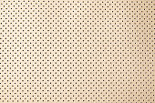 leather texture with small black holes