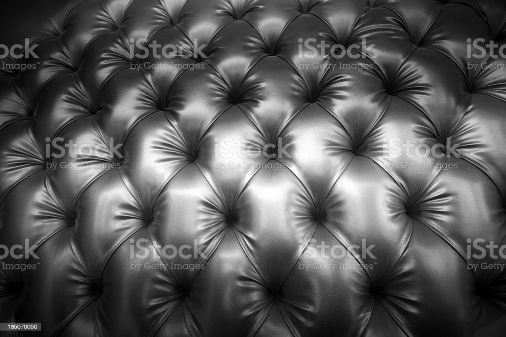 Leather upholstery background royalty-free stock photo