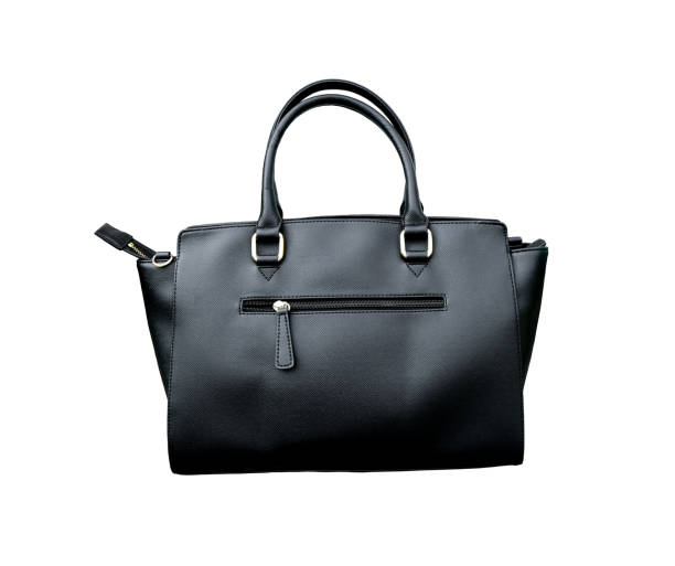 frau-tasche aus leder - leder handtaschen damen stock-fotos und bilder