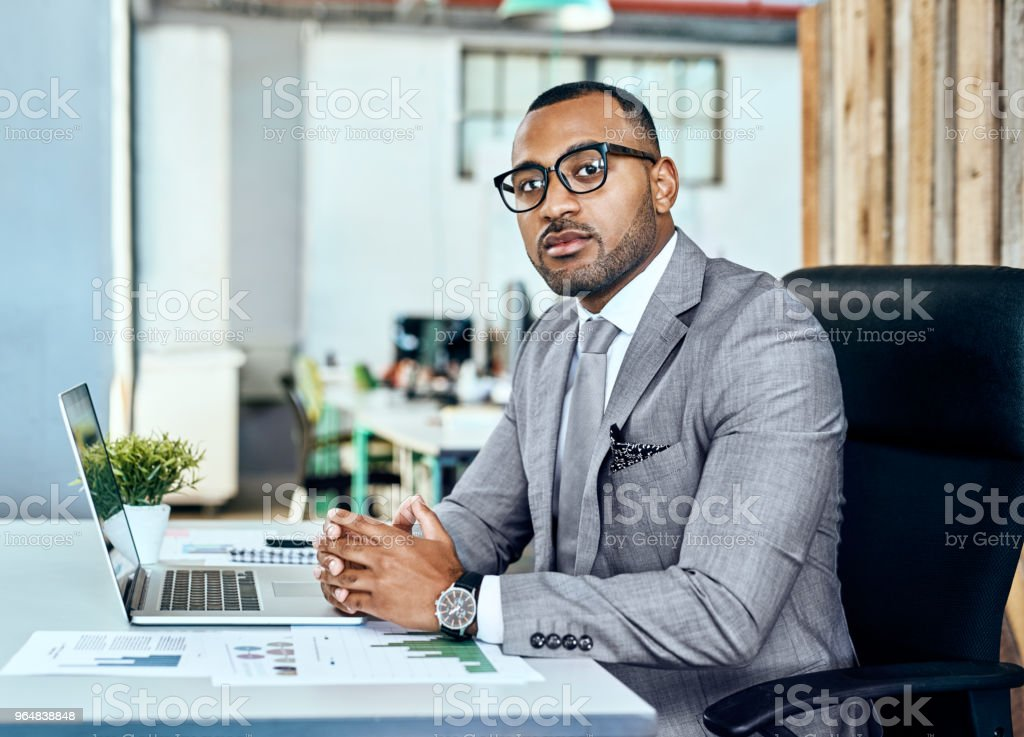 Leave no room for failure royalty-free stock photo