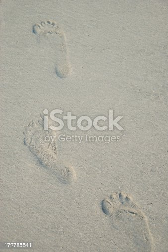 1068588904istockphoto Leave Only Footprints 172785541