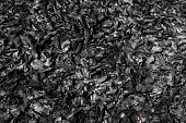 istock Leaves ashes, burning forest pollution ceoncepts 523472010