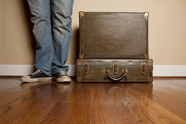 Verlassen der Schule oder Reisen – Foto