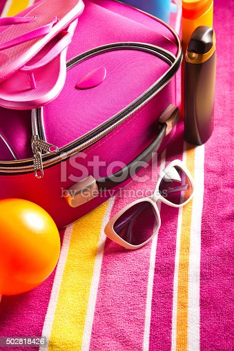 istock Leaving for vacation 502818426