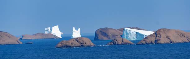 Verlassen Prinz Kristian Fjord, Grönland – Foto