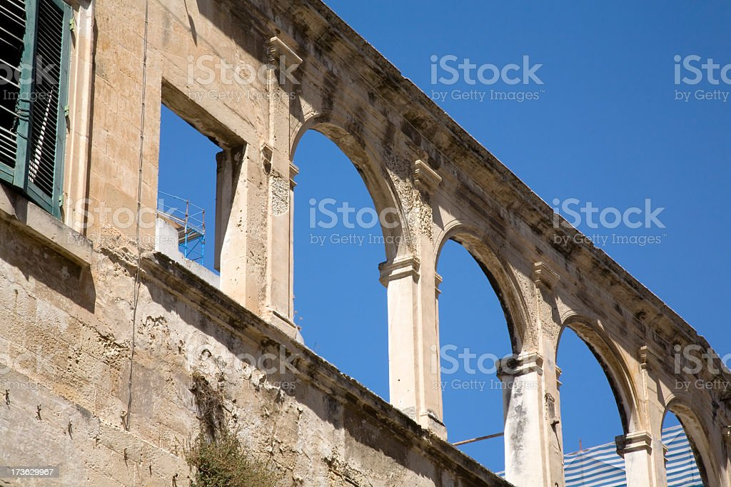 Lecce royalty-free stock photo
