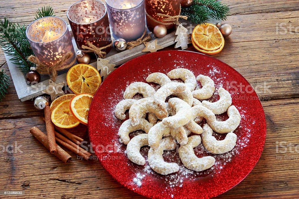 leckere Gerichte Vanillekipferl – Foto