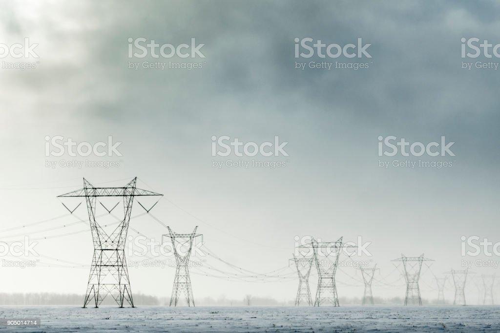 Électrification - Photo