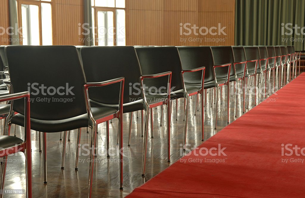 Lecture hall #2 royalty-free stock photo