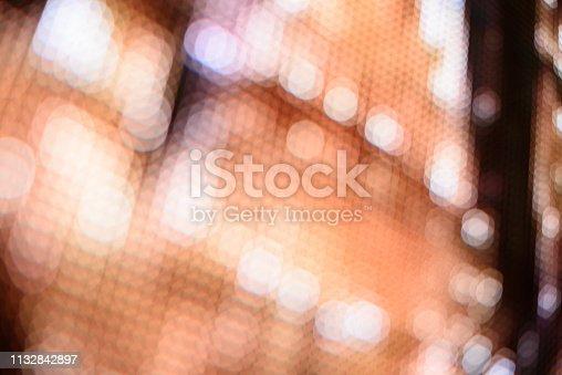 890716958 istock photo Led light panel background 1132842897