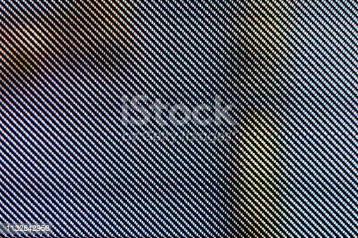 890716958 istock photo Led light panel background 1132842956
