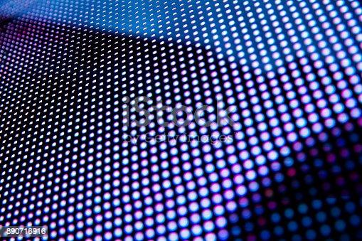890716958 istock photo Led light panel background 890716916