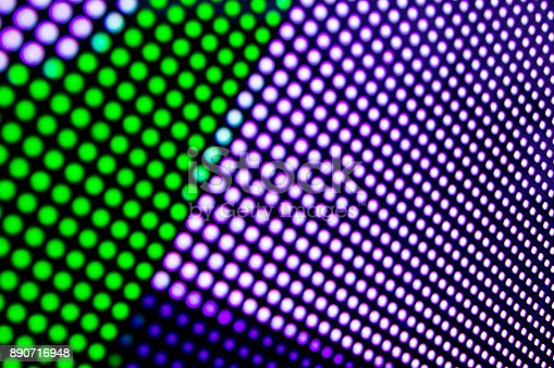 890716958 istock photo Led light panel background 890716948