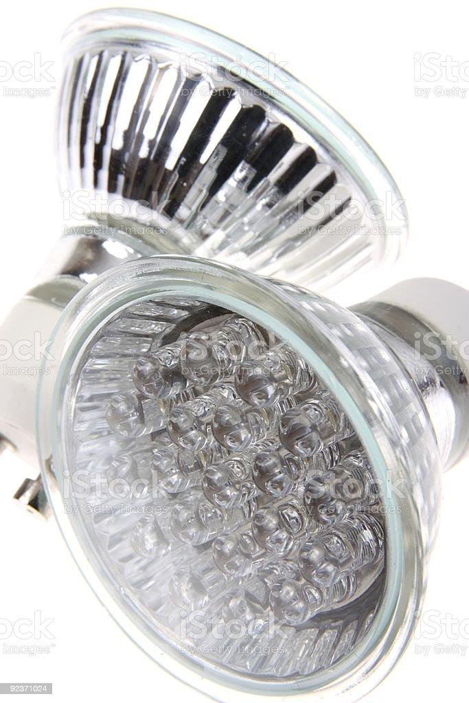 Led Light royalty-free stock photo