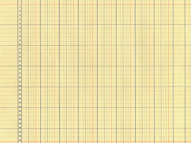ledger paper vintage ledger paper background accounting ledger stock pictures, royalty-free photos & images