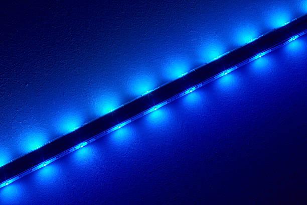 LEDs stock photo