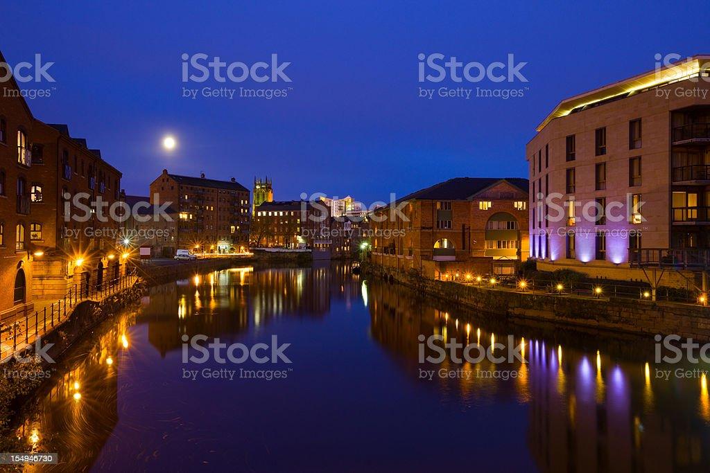 Leeds, England, UK royalty-free stock photo