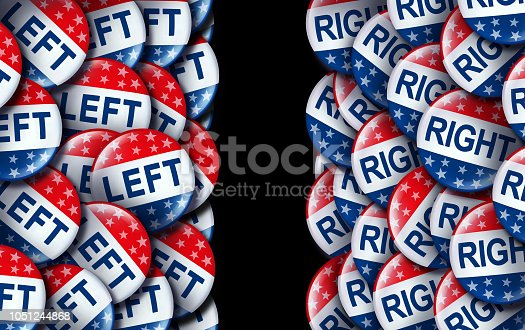 istock Left Wing And The Right 1051244868