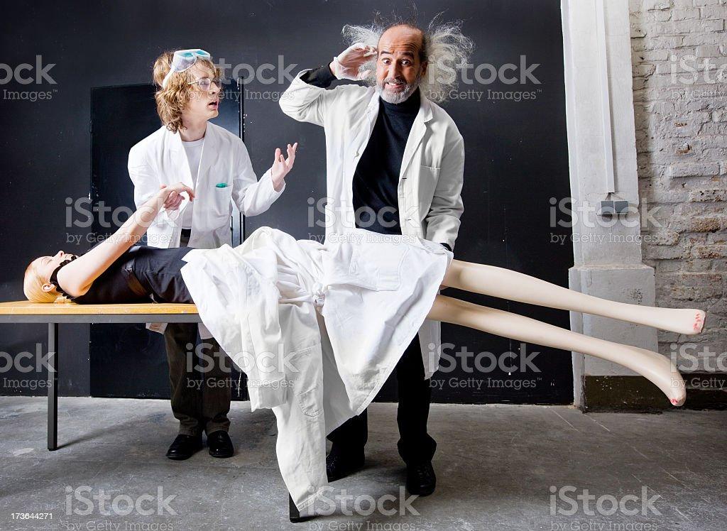 Bein amputation – Foto