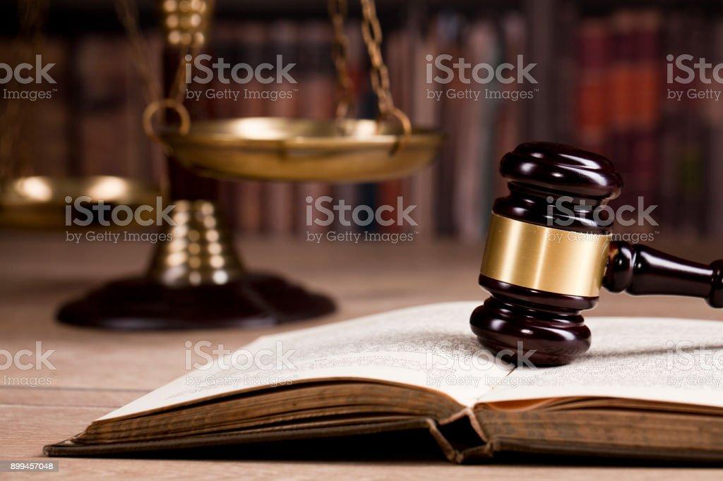Legal advisory.Law concept stock photo
