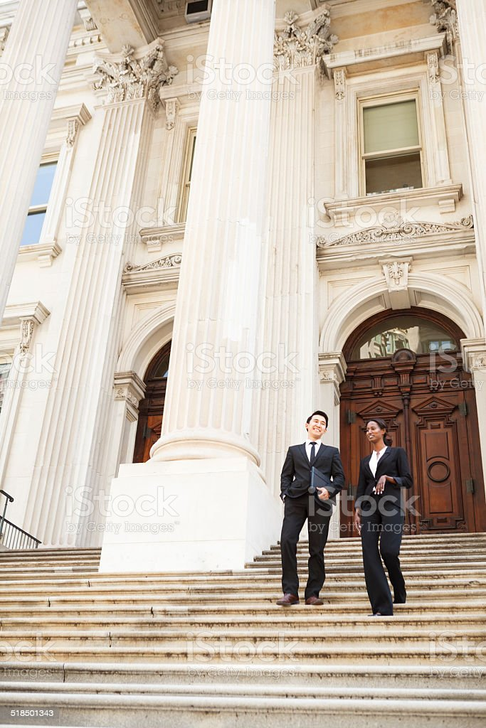 Legal Business People stock photo