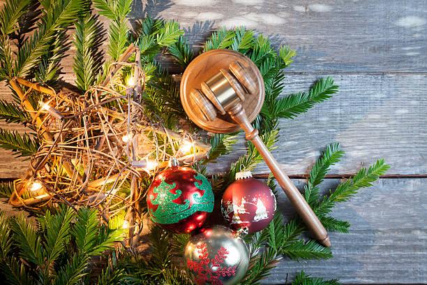 Top 60 Lawyer Christmas Christmas Card Legal System Stock Photos