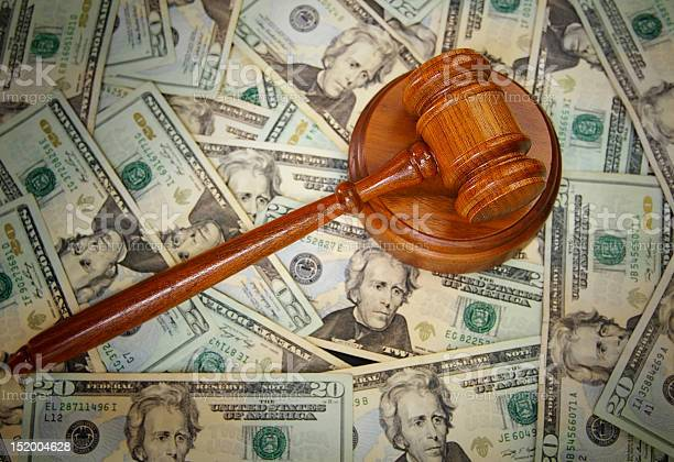 Legal Gavel Stock Photo - Download Image Now