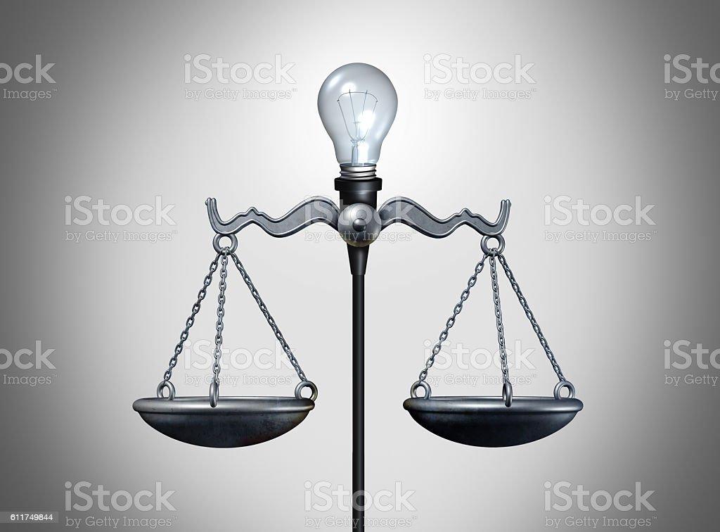 Legal Idea stock photo