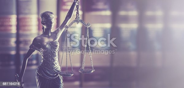 istock Legal law concept image 681164016