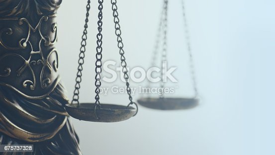 istock Legal law concept image Scales of justice 675737328