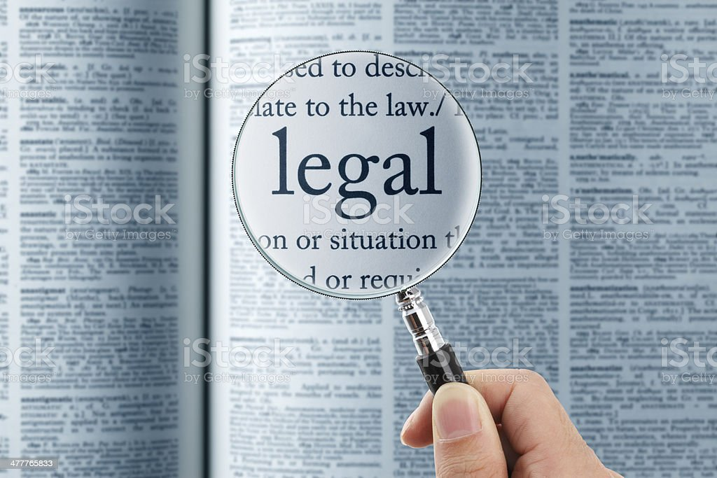legal royalty-free stock photo
