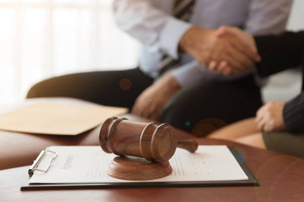 legal services stock photo