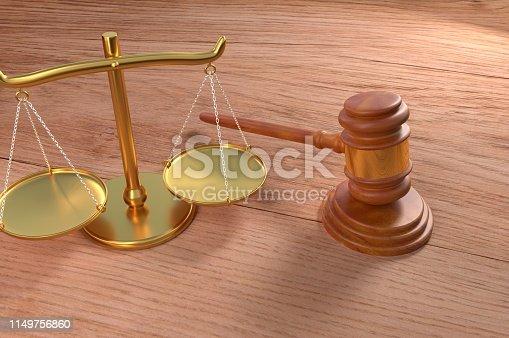 istock Legal System 1149756860
