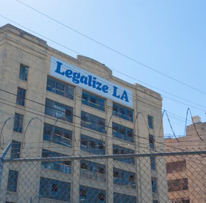 istock Legalize LA 458464131