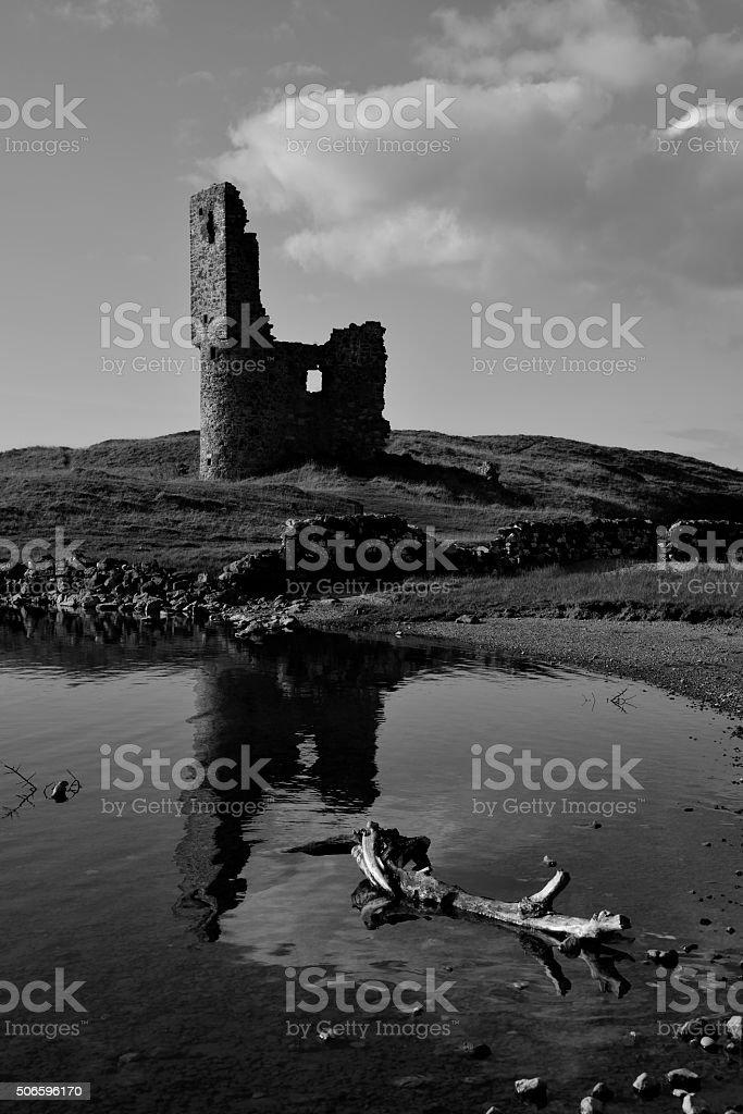 Legendary Castle stock photo