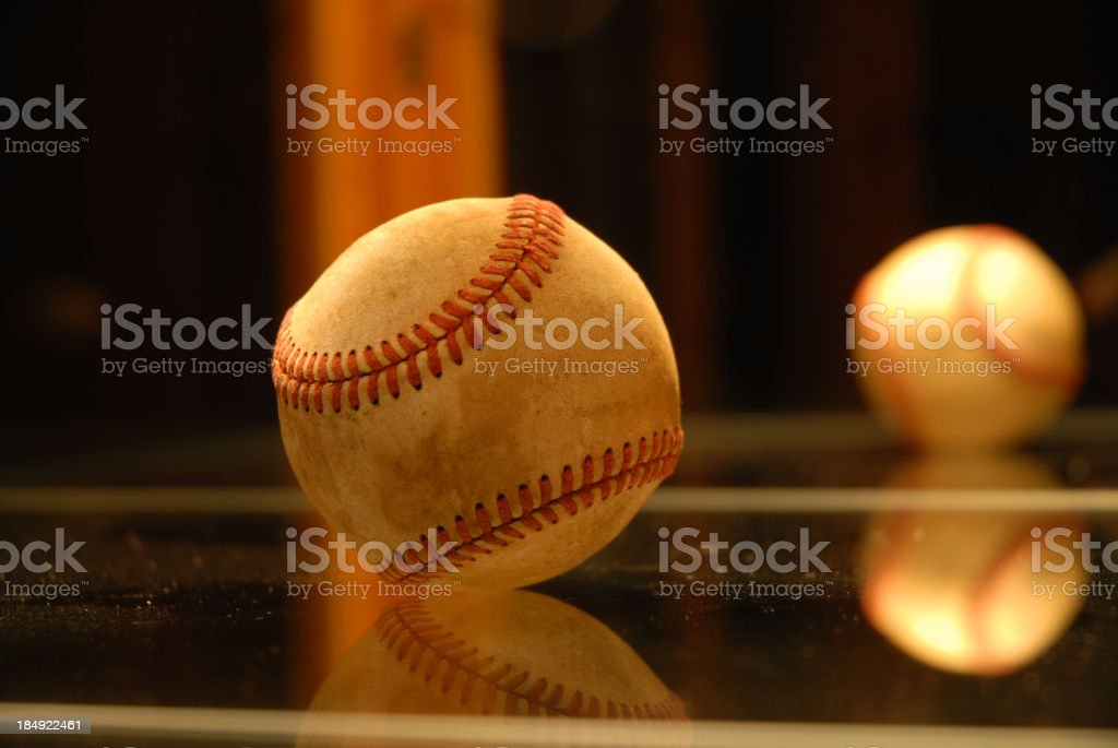 Legends of the game stock photo