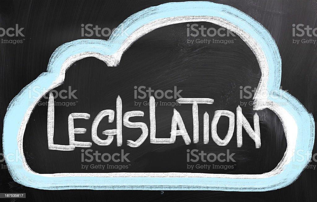 Legislation Concept stock photo