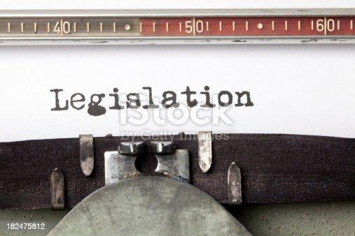 826166958 istock photo Legislation 182475812