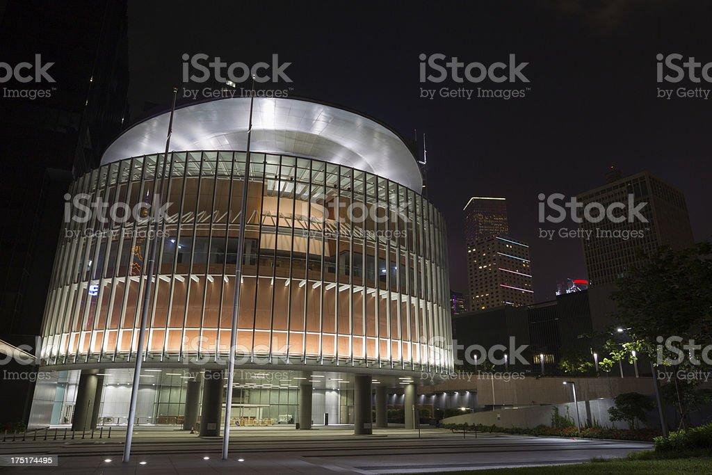 Legislative Council Building royalty-free stock photo