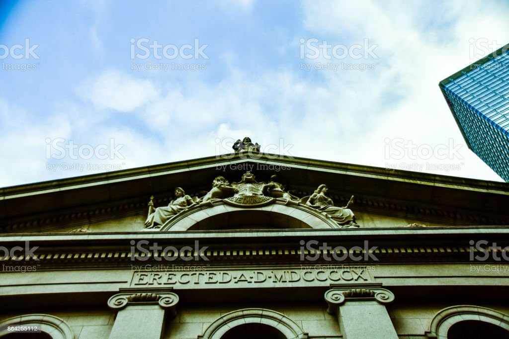 Legislative House 2 royalty-free stock photo