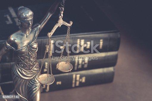 istock Legla law concept image 638601140