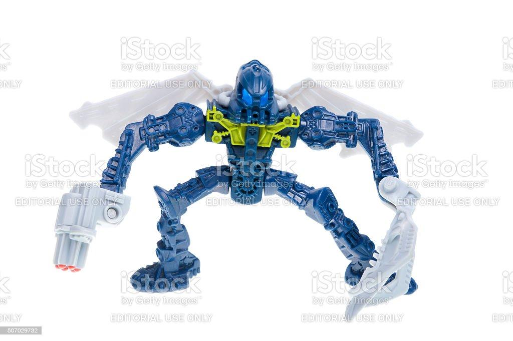 Lego Bionicles Toa Hahli 2007 Happy Mahlzeit Spielzeug Stock