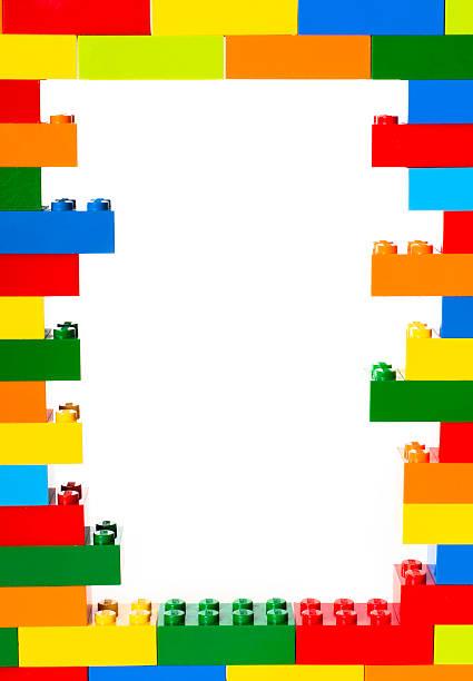 lego blocks - lego stockfoto's en -beelden