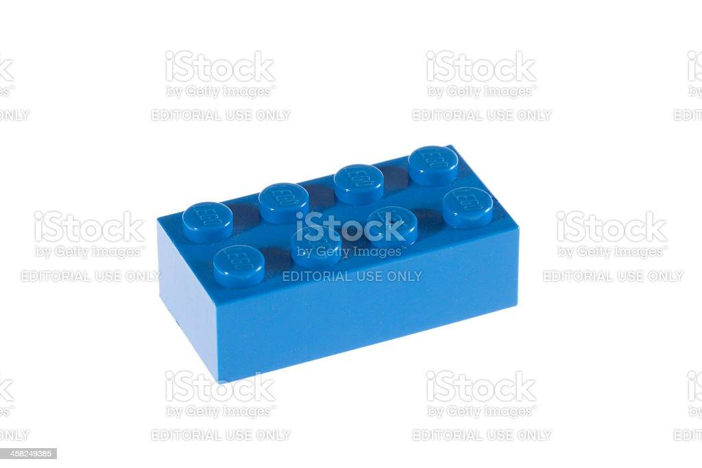Lego Brick - 免版稅休閒遊戲圖庫照片