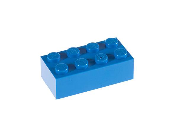 lego brick - lego stockfoto's en -beelden