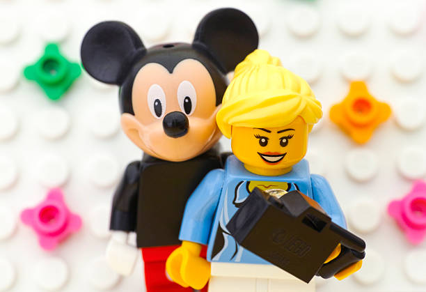 Lego girl make selfie with mickey mouse picture id586202720?b=1&k=6&m=586202720&s=612x612&w=0&h=nxbjzeqm4ntvfvoc2hbmf lp4d71ja vahws41vobeg=