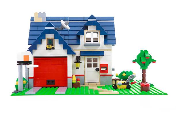 lego haus bilder und stockfotos istock. Black Bedroom Furniture Sets. Home Design Ideas