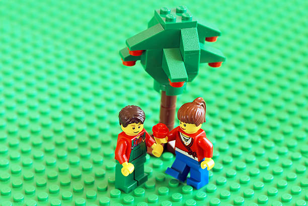Lego modernen Adam and Eve – Foto